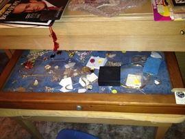 Jewelry --tip of the iceberg