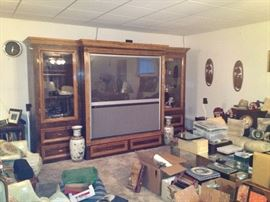Very Large tv & entertainment cabinet