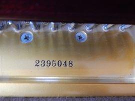 SHIGERU KAWAI SK- 2, Baby Grand Piano, Sapeli MahoganyPolish and Signed Model # 2395048        Asking  $28,900.00