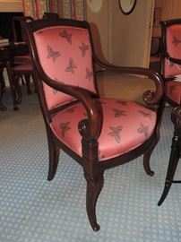 William Switzer Chair - sold as a pair