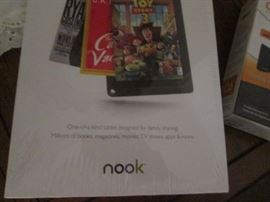 Nook, new in box