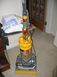 Dyson like new vacuum