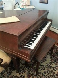 FREE piano! Must haul it off yourself!