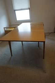 This is the table open to 75 inches long!