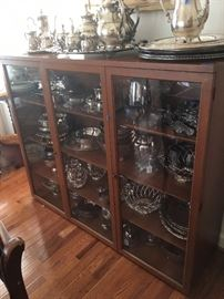 Lots of silverplate