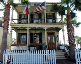 1878 Galveston Historic Home