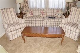 Formal living room suite