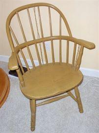 Oak Windsor Chair