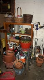 misc garden/ourdoor items
