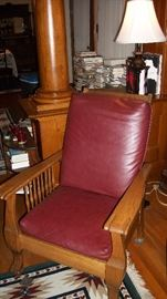 Morris Style Reclining chair