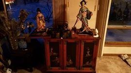 Jasper Liquor Cabinet