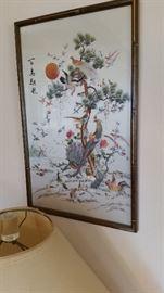 Silk Asian Art