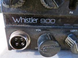 Whistler CB