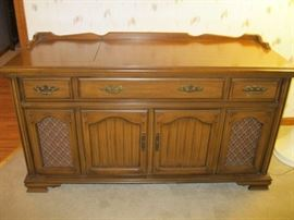 Magnavox Stereo Cabinet