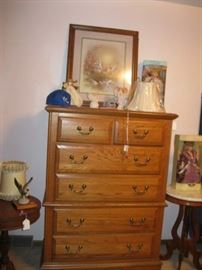 Chest, Print and Dolls