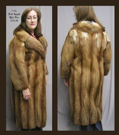 11. Full Length Red Fox - $895.00