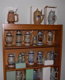 Beer Stein Collection