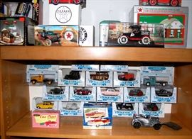 Die Cast Car & Truck Collections