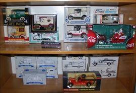 Die Cast Cars & Trucks Ertl - First Gear & Others