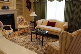 Ethan Allen furnishings