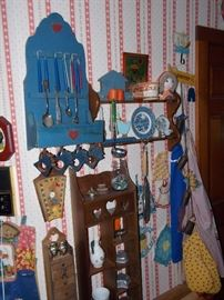 wood decor items