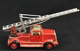 CKO Kellermann Wind Up Fire Truck