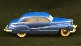 British Zone Germany Prameta BLUE BUICK 405