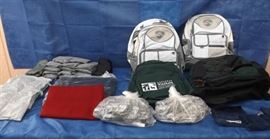 FSV005 Backpacks and Airline Toiletries