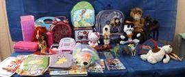 FSV007 Hello Kitty Clock, Toys, Backpacks, Books & More!