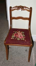 Vintage collectors chair