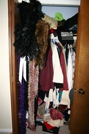 Assorted clothing