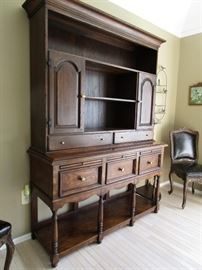 VINTAGE MT AIRY HUTCH