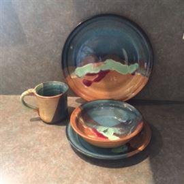 Beautiful everyday ART ceramic china