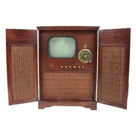 1940s Dumont Television