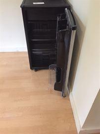 interior of the fridge