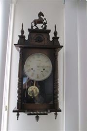 long clock