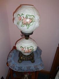 GWTW Style Lamp