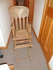 Old Youth Chair