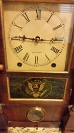 Very, Very Old Seth Thomas Mantel Clock