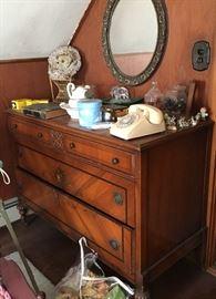 Matching low & long dresser