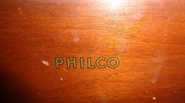 Philco 41-609 - AM/SW & turntable