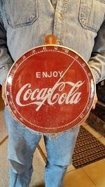 Coke thermoneter