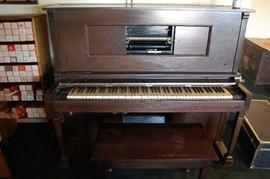 Aeolian Player piano