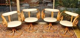 """""""Sultana"""" chairs by George Mulhauser for Plycraft"""