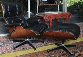 Herman Miller Eames chair - Brazilian rosewood