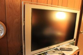"Bravia LDC 40"" Flat screen TV"