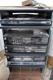 Fisher stereo equipment