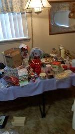 Lots of good quality Christmas