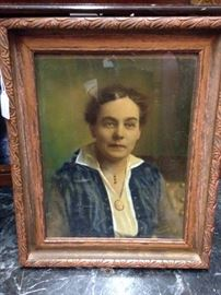Beautiful Portrait - late 1800's early 1900's