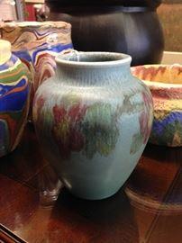 Beautiful Rook Vase.